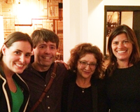 With Michael Crummey at rock lobster2